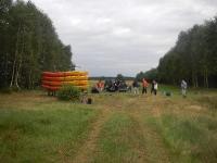 Spływ kajakowy Pilicą - 17.08.2014